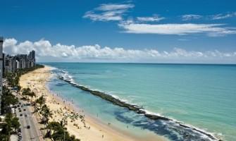 Praia de Boa Viagem, meu refúgio recifense