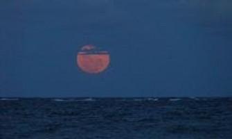 Ensaio fotográfico 'Lua'