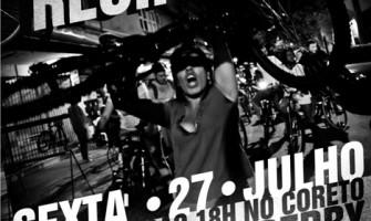Bicicletada Recife, dia 27 de julho