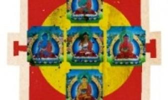 Retiro: A Mandala das 5 Sabedorias, com Lama Padma Samten, de 6 a 8 de julho