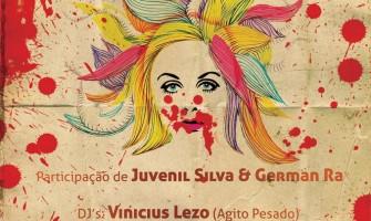 Lançamento do CD do Monstro Amor, dia 4 de agosto, em Olinda