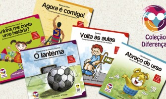 Lançamento da 'Coleção Diferenças – Ensinando a respeitar a diversidade', dias 28 e 29 de setembro, na Oi Kabum! Recife
