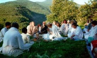 Satsanga no Gerar, dia 7 de setembro
