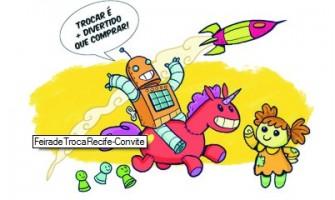 Feira de Troca de Brinquedos, dia 6 de outubro