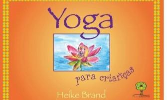 Lançamento do livro 'Yoga para Crianças', dia 13 de outubro, na Livraria Cultura