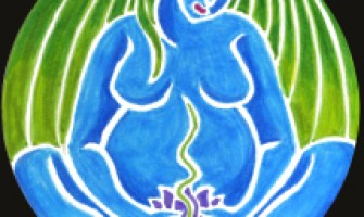 'Benção do Útero' é o tema da próxima Roda de Mulheres, dia 1 de dezembro, no Cais da Luz