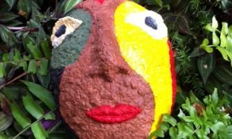 A artista Marleide Alves expõe peças em Papel Marchê no Gerar até 20 de dezembro