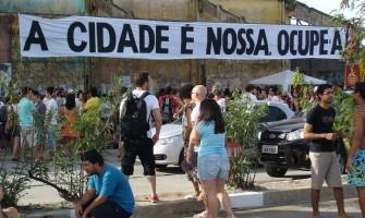 #OcupeFimdoMundo, dia 21/12, às 9h, na Prefeitura do Recife
