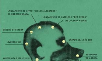 Antena Paraurora, sábado (8/12), no MAMAM