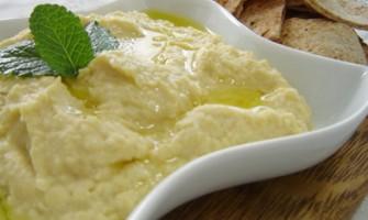 Veja como preparar 'homus', deliciosa pasta árabe!