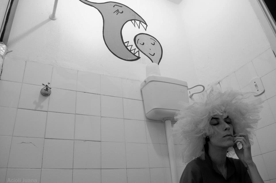 pintura no banheiro