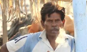 'Um dia na Índia'