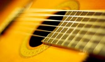Aulas de música no Centro de Artes Vivas (CAV) em Boa Viagem