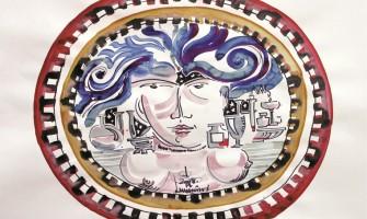 Ilustrações de Lula Côrtes e poemas de Cristiano Jerônimo