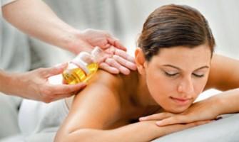 Massagem Terapêutica Aromática no Gerar