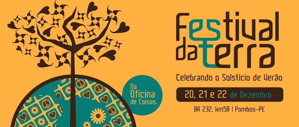 festival da terra banner