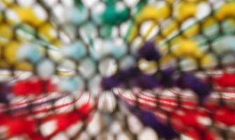 Instalação 'Bordado' de Kelly Saura em exibição no MAMAM durante o SPA das Artes