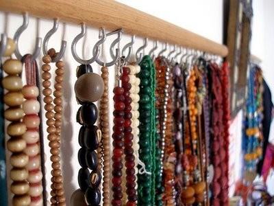 Porta-jóias artesanais!