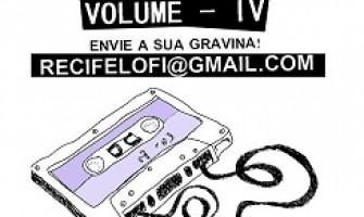 Recife Lo-Fi recebe até 15/04 músicas para curadoria da Coletânea Volume IV