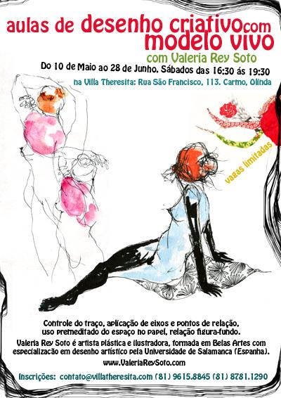 aulas desenho