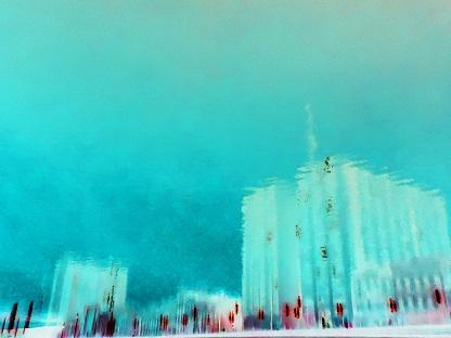 A Cidade – Reflexo do Rio Capibaribe