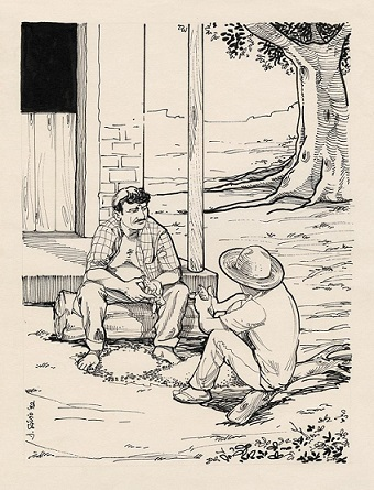 Arte em papel 05 (1992)