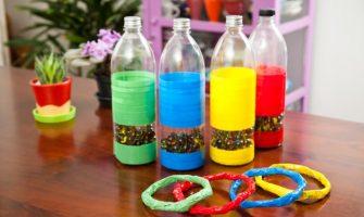 Neste Dia das Crianças confeccione brinquedos artesanais. E chame as crianças para ajudar!