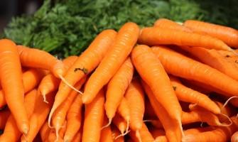 Os benefícios do suco de cenoura