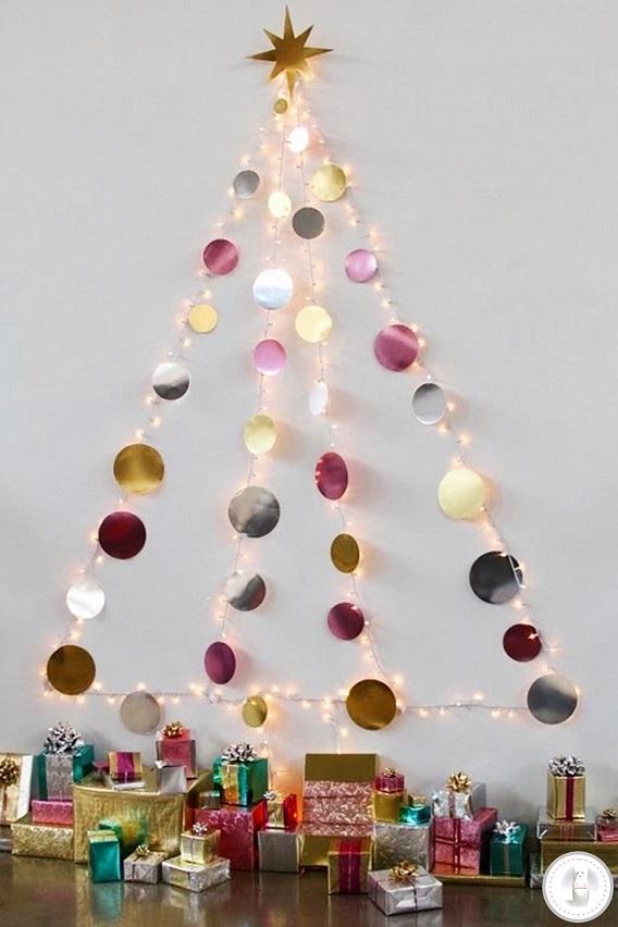 arvore natal artesanal