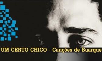 Show 'Um certo Chico – Canções de Buarque' interpretadas por Carlos Ferrera nesta sexta