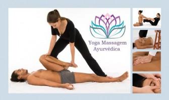 Formação em Yoga Massagem Ayurvedica, em João Pessoa/PB