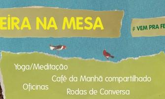 Yoga, Meditação e Oficinas no Espaço Agroecológico de Boa Viagem dia 28/3