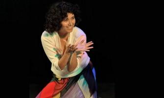 'Oficina de Dança e Improvisação' dia 8/5 com Ana Diniz