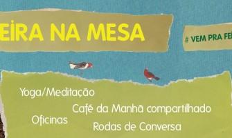 'Feira na Mesa' dia 18/4 na Feirinha Agroecológica de Olinda