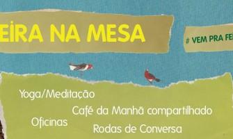 Pernambuco Agroecológico realiza ação educativa na Feira da Orla de Olinda dia 24/4/2015
