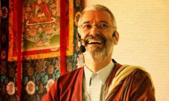 Minicursos com Lama Padma Samten no Recife