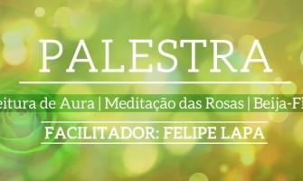 Palestra gratuita sobre Leitura de Aura e Meditação das Rosas no Espaço Gerar