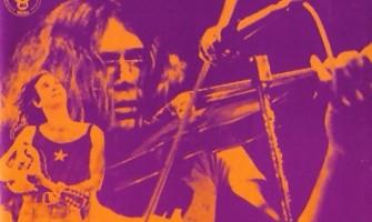'Para iluminar a cidade', primeiro disco de Jorge Mautner, lançado em 1972