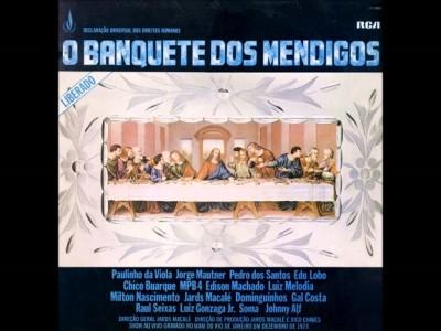 Álbum duplo 'O Banquete dos Mendigos'