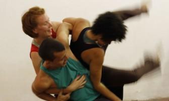 II Encontro de Contato Improvisação de Pernambuco, de 21 a 27 de setembro, no Recife