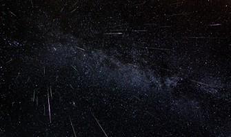 Espetáculo nos Céus: a chuva de meteoros Perseidas!