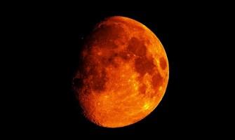 Marte entra em Leão