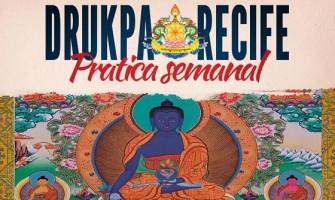 Drukpa Recife oferece 'Prática do Buda da Medicina' toda quinta-feira