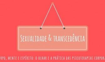 'Oficina Sexualidade e Transcendência' dia 29/9 no Espaço Ágape. Inscrições gratuitas!