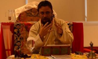 Curso de Psicologia Contemplativa e Meditação Terapêutica com Lama Jigme Lhawang no Recife