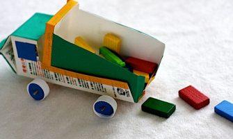 Brinquedos artesanais