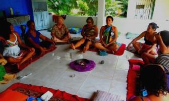 II Workshop do Círculo de Mulheres Borboleta Amarela dias 31/10 e 1/11