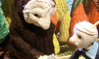 'Teatro de Bonecos' é tema da Noite Arteterapêutica de outubro