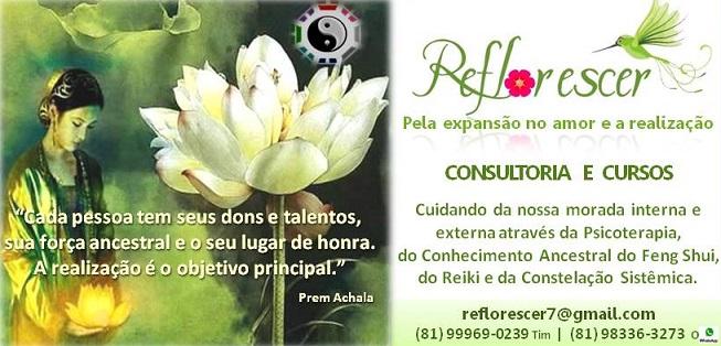 reflorescer