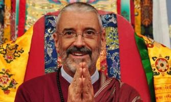 Palestra com o Lama Padma Samten dia 19/11 no Recife